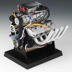 HEMI TOP FUEL ENGINE DRAGSTER DIECAST ENGINE REPLICAS, , scaau_hi-res