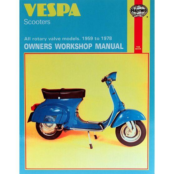 VESPA SCOOTERS 1959 - 1978, , scaau_hi-res