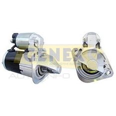 STARTER MOTOR S/M VALEO TYPE RB ACCENT 1.6L 4CYL 13-17