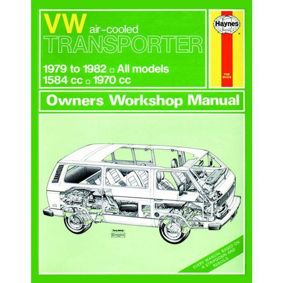 VW TRANSPORTER (AIR-COOLED) PETROL (1979 - 1982), , scaau_hi-res
