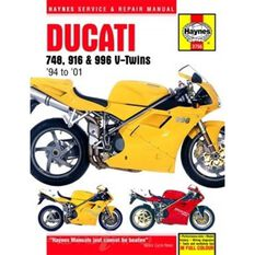 DUCATI 748, 916 AND 996 4-VALVE V-TWINS 1994 - 2001, , scaau_hi-res
