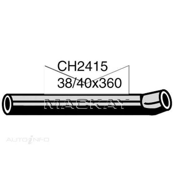 Radiator Lower Hose  - MERCEDES BENZ 280SEL W108 - 2.8L I6  PETROL - Manual & Auto, , scaau_hi-res