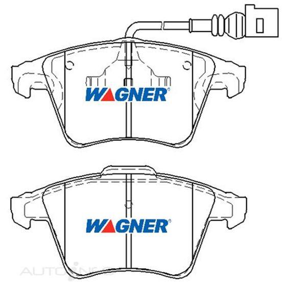 Wagner Brake pad [ VW 2004-2014 F ], , scaau_hi-res