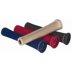 THERMO-TEC SPARK PLUG BOOT SLEEVE 4-PACK RED (6 LONG), , scaau_hi-res