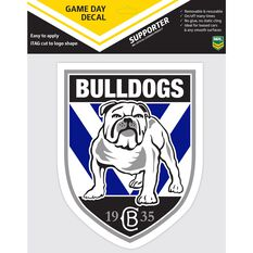 BULLDOGS ITAG GAME DAY DECAL, , scaau_hi-res