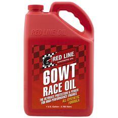 REDLINE RACE OIL 60WT (20W60) GALLON, , scaau_hi-res