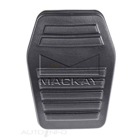 Brake Pedal Pad  - FORD FOCUS LR - 1.8L I4  PETROL - Manual, , scaau_hi-res