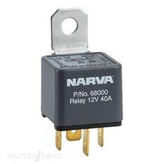 RELAY 12V 4 PIN 50A (R)