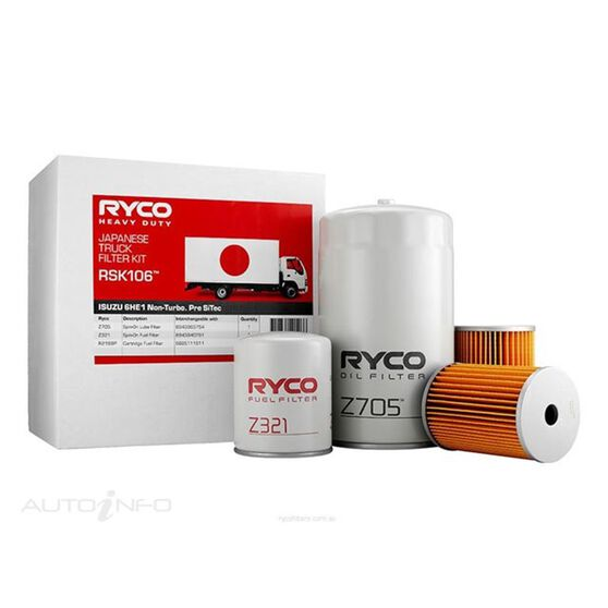 RYCO HD SERVICE KIT - RSK106, , scaau_hi-res