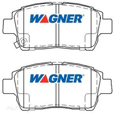 Wagner Brake pad [ Toyota 1999-2014 F ], , scaau_hi-res