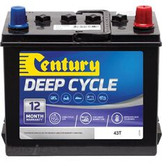 43T Century Battery