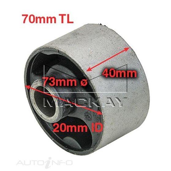 Engine Mount- Bush left Ford laser/Mazda 323 40mm, , scaau_hi-res