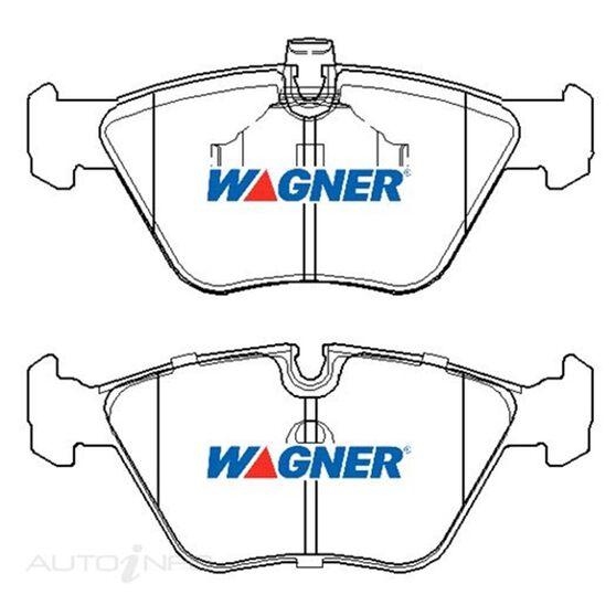 Wagner Brake pad [ BMW 1995-2008 F ], , scaau_hi-res