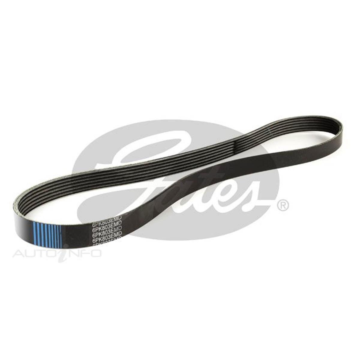 gates 6PK803EMD Micro-V Belt