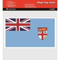 FIJI MEGA FLAG DECAL, , scaau_hi-res