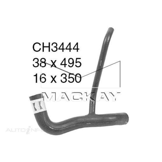 Radiator Lower Hose  - LAND ROVER DISCOVERY SERIES 1 - 2.5L I4 Turbo DIESEL - Manual & Auto, , scaau_hi-res