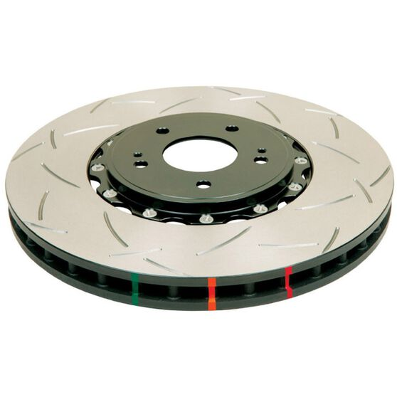 5000 ROTOR T3 SLOT - WITH REPLACEMENT NAS NUTS KP [ ALCON DIV 2175 X 533 C24R/L ]