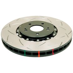 5000 Rotor T3 Slot - KP [ MITSUBISHI EVO 10MR BREMBO OE - F ] No Nuts Supplied