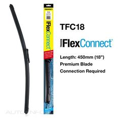 TRIDON FLEXCONNECT BLADE 450MM 18IN, , scaau_hi-res