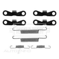 VOLVO C70, S70, V70 96-00 FITTING KIT - SHOES, , scaau_hi-res