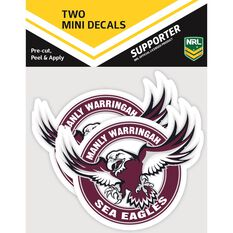 SEA EAGLES ITAG MINI DECAL