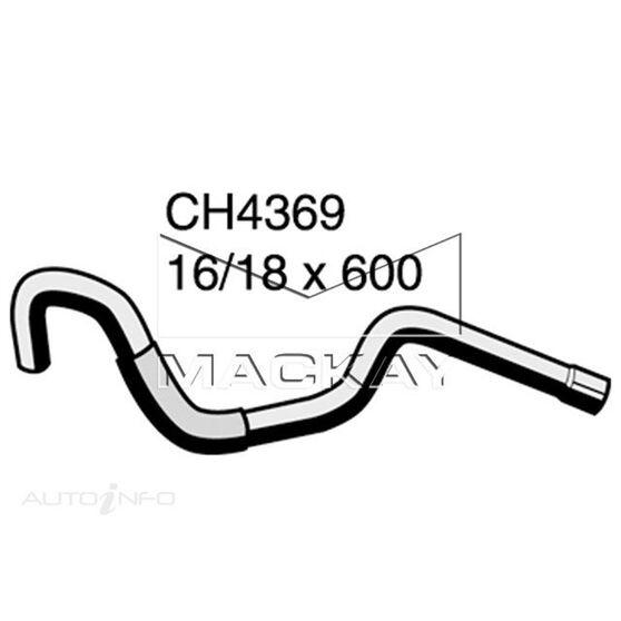 Heater Hose  - TOYOTA HILUX VZN167R - 3.4L V6  PETROL - Manual & Auto, , scaau_hi-res