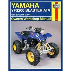 YAMAHA YFS200 BLASTER ATV 1988 - 1998, , scaau_hi-res