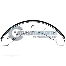 Brake Shoes - Volkswagen 230mm, , scaau_hi-res