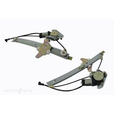 TOYOTA AVALON  MCX10  04/2000 ~ ONWARDS  REAR ELECTRIC WINDOW REGULATOR  LEFT HAND SIDE  COMES WITH THEMOTOR, , scaau_hi-res
