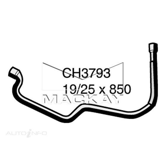 Engine By Pass Hose  - BMW 316i E36 - 1.6L I4  PETROL - Manual & Auto, , scaau_hi-res