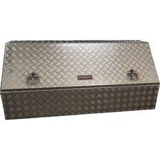 THUNDERBOX HIGHSIDE ALUMIUMN CHECKERPLATE TOOLBOX, , scaau_hi-res