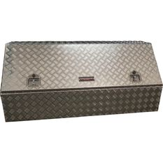 THUNDERBOX HIGHSIDE ALUMIUMN CHECKERPLATE TOOLBOX