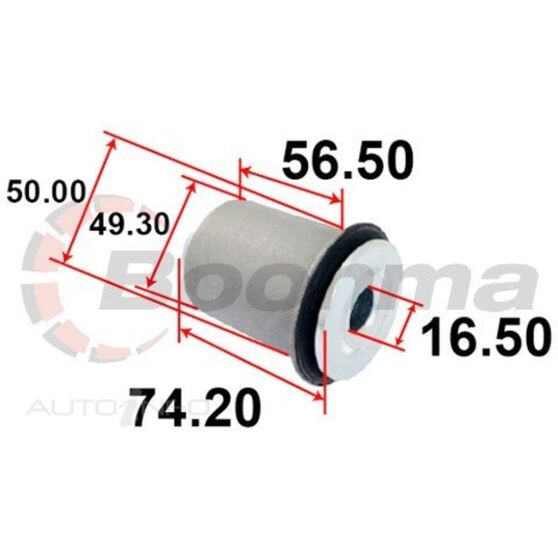 RANG PX/BT50 UP,UR FCAB-LOWER, , scaau_hi-res