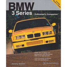 BMW 3 SERIES ENTHUSIASTS COMPANION  9780837602202