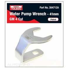TOLEDO WATER PUMP WRENCH - 41MM
