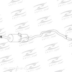 BM4432-TY HIACE LH125 REAR ASSEMBLY, , scaau_hi-res