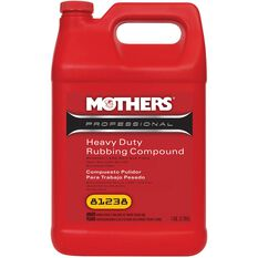 PRO HD-RUBBING COMPOUND 1GAL, , scaau_hi-res