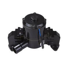 PROFLO EXTREME SBC - BLACK BILLET ELECTRIC WATER PUMP, , scaau_hi-res