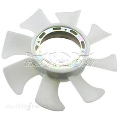 RADIATOR FAN BLADE MITSUBISHI - EXPRESS SF SG SH SJ ML 2.4LT, , scaau_hi-res
