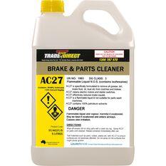 Brake Cleaner - 5L Flourinated Bottle, , scaau_hi-res