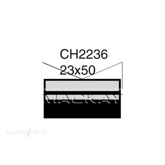 PCV Hose  - DAEWOO ESPERO . - 2.0L I4  PETROL - Manual & Auto, , scaau_hi-res