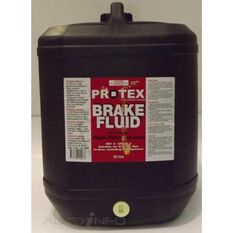 PTX BRAKE FLUID 20L DOT 4