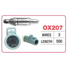 OX SENSOR - FORD THREE WIRE-DIRECT FIT, , scaau_hi-res