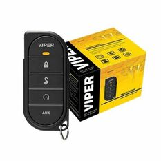 VIPER 5606V 1WAY/1 SECURITY & REMOTE START SYSTEM (2 WAY READY)