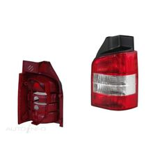 VOLKSWAGEN TRANSPORTER  T5  08/2004 ~ ONWARDS  TAIL LIGHT  RIGHT HAND SIDE  FITS FOR THESWING DOORTYPE., , scaau_hi-res