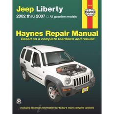JEEP LIBERTY HAYNES REPAIR MANUAL COVERING ALL MODELS 2002 THRU 2012 (DOES NOT INCLUDE INFORMATION SPECIFIC TO DIESEL MODELS), , scaau_hi-res