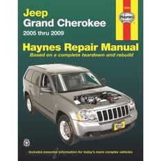 JEEP GRAND CHEROKEE HAYNES REPAIR MANUAL FOR 2005 THRU 2014 (DOES NOT INCLUDE INFORMATION SPECIFIC TO DIESEL ENGINE MODELS), , scaau_hi-res