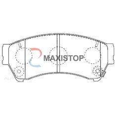 MAXISTOP DBP (F) MAZDA 6 GG, GH 2005 ON, , scaau_hi-res