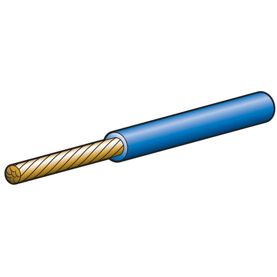 CABLE S/CORE 4MM 15A 30M BLUE, , scaau_hi-res