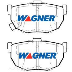 Wagner Brake pad [ Ford/Hyundai/Kia & Nissan 1986-2007 R ], , scaau_hi-res